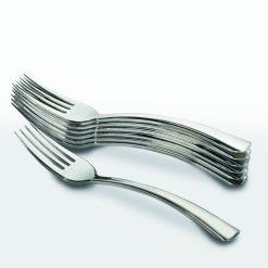 Vidlička desertní/metal 140 mm