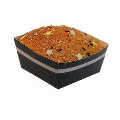 Papírový košíček na pečení 7,5 x 7,5 x 3,5 cm Bio - Eco