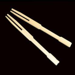 Bambusové napichovátko 9 cm - 100 ks/B73