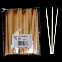 Napichovátko bambus 8 cm/B99