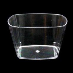 Desertní kelímek Dish 75ml transparent/MEB53