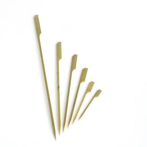 Bambusová špízová jehla 15cm - 100ks/BV08