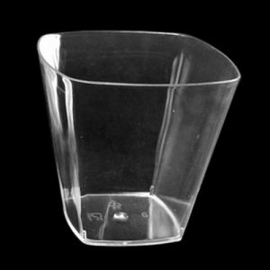 Desertní pohárek Dish 200 ml transp./MEB36