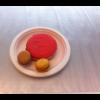 Talíř z cukrové třtiny prům.17,8 cm
